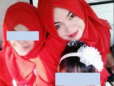 Korban pembunuhan sadis di Curup, Rejang Lebong