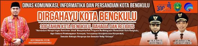 Diskominfosan Kota Bengkulu 300 Tahun Kota Bengkulu
