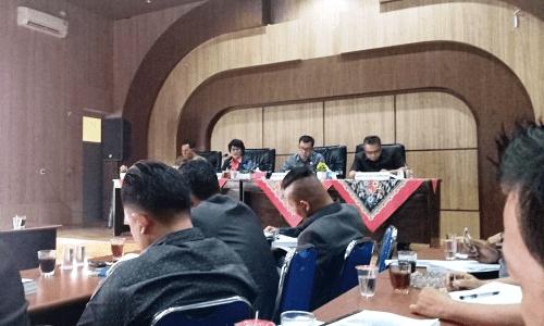 Rapat Kua Ppas Bengkulu Utara Diwarnai Maju Mundur Cantik