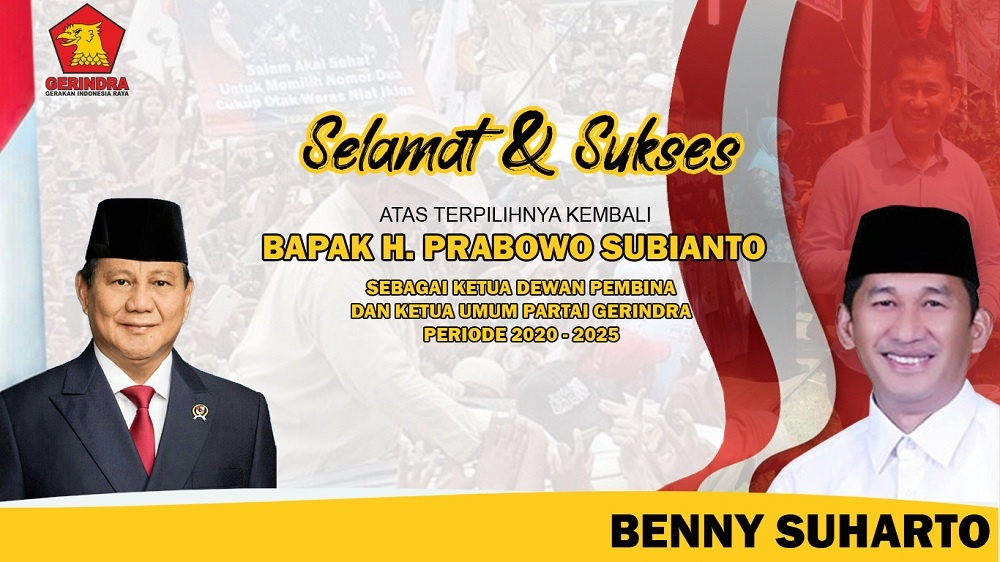 Benny Suharto Prabowo Subianto